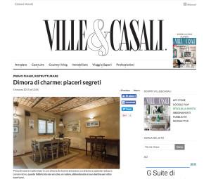 Ville e Casali 2017